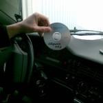 Die CD vom Vorgänger Brrr...
